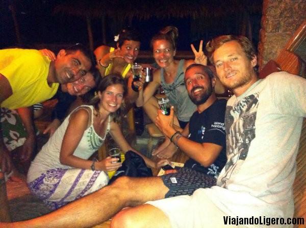 Villa Sandra grupo