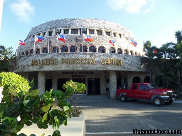 Capitol de Puerto Princesa