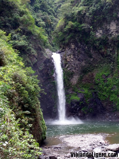 Cascada en Batad, Filipinas