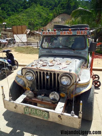 Pescado Jeepney