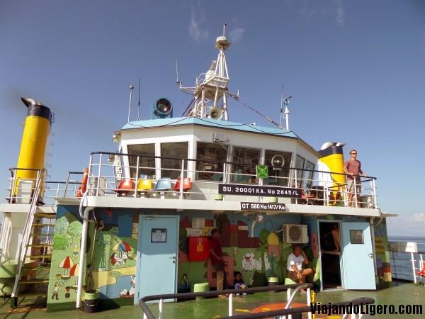 ferry Labuan Bajo