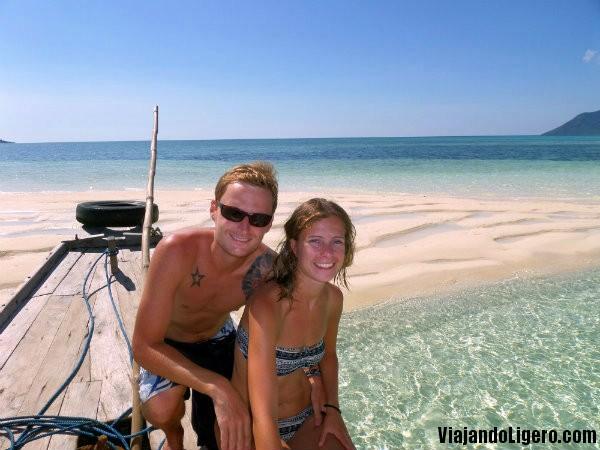 Playa en Pangabatan