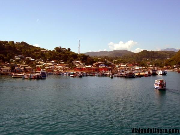 Bahía de Labuan Bajo
