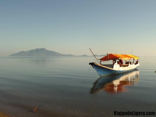 Barco Maumere