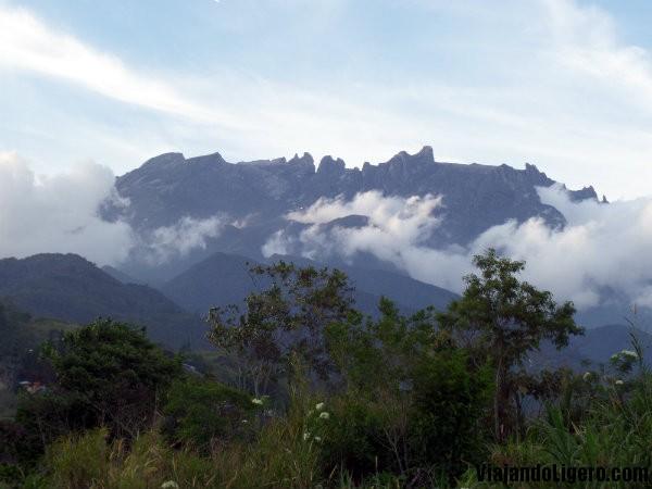 Monte Kinabalu Cumbre