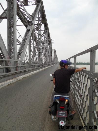 Puente de Inwa