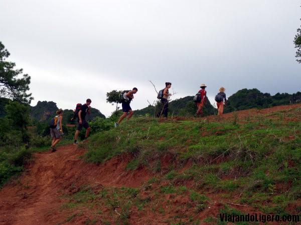 Fila trekking