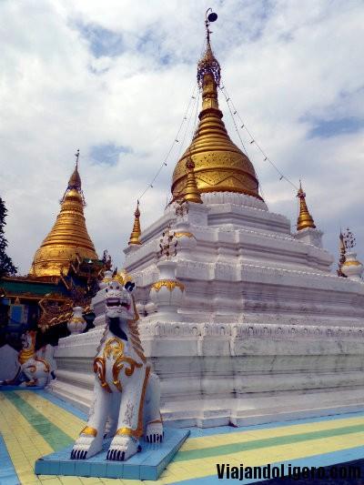 Pagoda Sagaing Hill