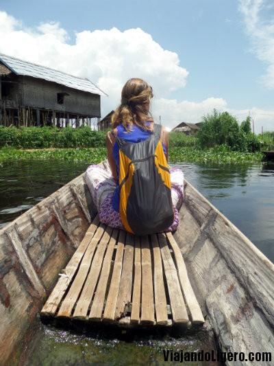 Pueblo flotante de Taunggyi