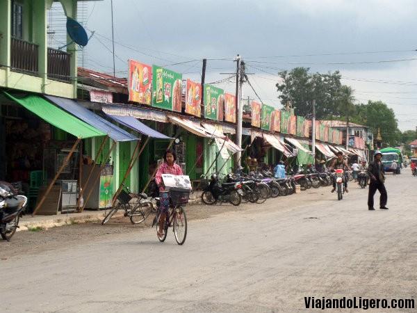 Mercado de Nyaungshwe