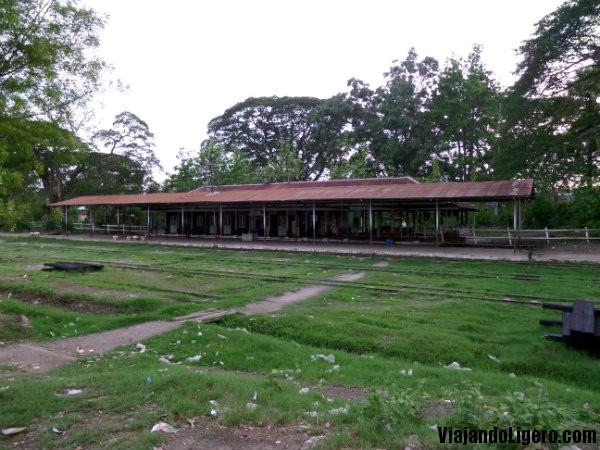 Estación de Hsipaw