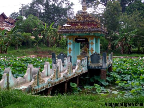 Monasterio de teka, Hsipaw