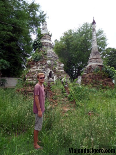 Erik en Little Bagan