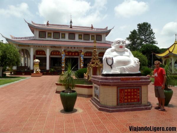 Templo chino de Pyin Oo Lwin