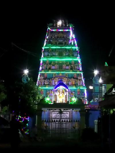 Templo hindú de Pyin Oo Lwin