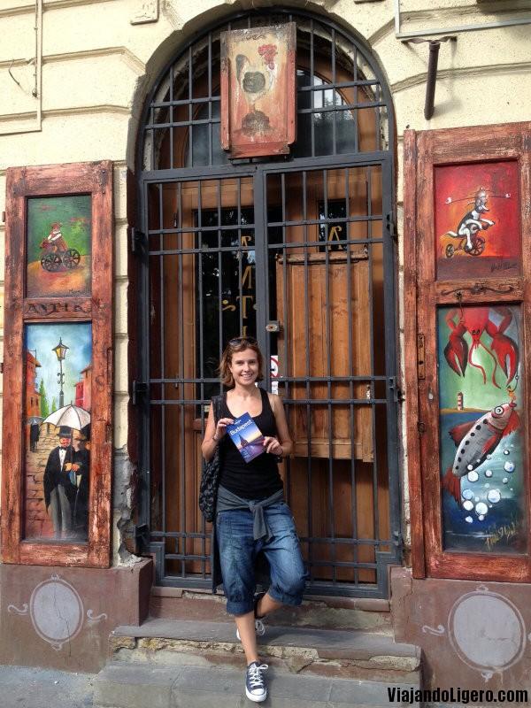Barrio judío de Budapest