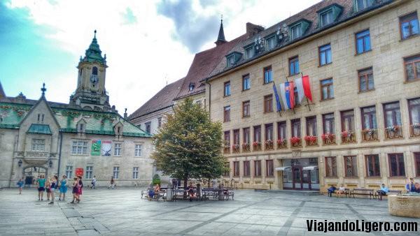 Ayuntamiento de Bratislava