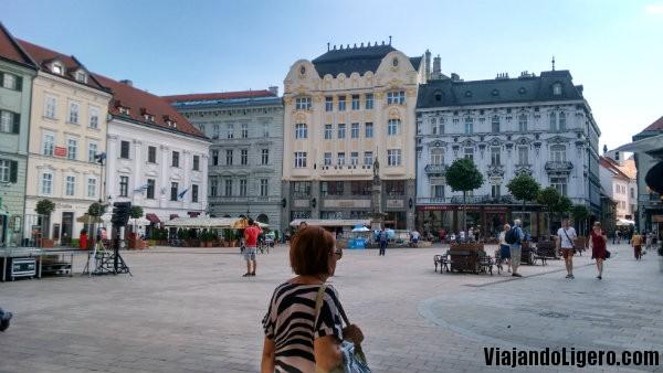 Plaza Hlavné Námestié, Bratislava