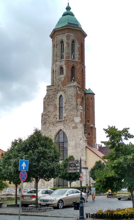 Torre de la Magdalena